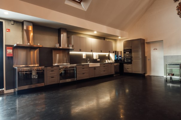 Zaal Keuken