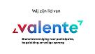 Wij zijn lid van Valente